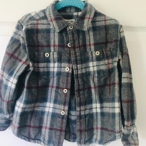 Tucker + Tate Size 2 Button Up